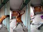 વીડિયો બનાવી વાયરલ કરવાના મોહમાં માનવતા મરી પરવારી  - Divya Bhaskar