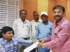 ખેડૂત વિભાગમાં 28, વેપારીમાં 16 ફોર્મ ભરાયાં|મહેસાણા,Mehsana - Divya Bhaskar
