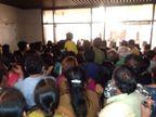 સ્ટેચ્યુ ઓફ યુનિટી પર લિફ્ટ ખોટકાતા પ્રવાસીઓનો હોબાળો : 2 ખાનગી કર્મચારીઓને માર માર્યો| - Divya Bhaskar