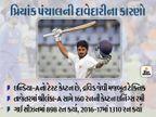 ગુજરાતના કેપ્ટન પ્રિયાંક પંચાલ સહિત 5 ખેલાડીઓ વિન્ડીઝ ટૂર પર ડેબ્યુ કરી શકે છે| - Divya Bhaskar