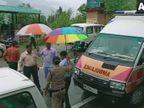 ઉત્તરાખંડના ટિહરીમાં સ્કૂલ બસ ખીણમાં ખાબકી, 8 બાળકોના મોત; 10 ઘાયલ|ઈન્ડિયા,National - Divya Bhaskar