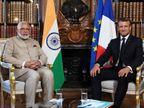 ફ્રાન્સના રાષ્ટ્રપતિ ઈમેન્યુએલ મૅક્રોંએ કહ્યું-કાશ્મીર મુદ્દે ભારત અને પાકિસ્તાને દ્વિપક્ષીય રીતે સમાધાન લાવવું જોઇએ વર્લ્ડ,International - Divya Bhaskar