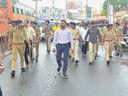 રાજકીય આકાઓએ હાથ અધ્ધર કર્યા પછી પોલીસ દબંગ થઈ, ભૂમાફિયા ભાનુ, પુત્ર નવઘણ સહિત 3 ઝબ્બે નડિયાદ,Nadiad - Divya Bhaskar