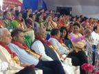 10 હજાર પાટીદાર બહેનોએ ઊંઝા મહોત્સવનું દાયિત્વ સ્વીકાર્યુ|મહેસાણા,Mehsana - Divya Bhaskar