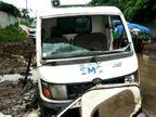 ડોર ટુ ડોર કચરાની ગાડીએ અડફેટે લેતા બાઈક સવારનું મોત, લોકોએ તોડફોડ કરી|સુરત,Surat - Divya Bhaskar