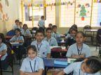 વાલીએ પૂરતી ફી ન ભરતાં બાળકને ત્રણ પીરિયડ લાઇબ્રેરીમાં બેસાડાયો  - Divya Bhaskar
