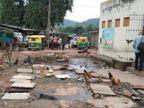 સુપ્રસિદ્ધ યાત્રાધામ શામળાજીના બસ સ્ટેન્ડ આજુબાજુ વિસ્તારમાં ગંદકીથી યાત્રાળુઓ ત્રાહિમામ| - Divya Bhaskar