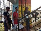 બેંગ્લોરમાં 5 મિત્રોને કારણે સ્કૂલની કેન્ટીનમાં વધેલું ભોજન અનાથાશ્રમનાં બાળકોના પેટમાં જાય છે| - Divya Bhaskar