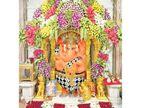 ધોળકાના ગણેશપુરામાં સ્વયંભૂ પ્રગટ ગણપતિ મંદિરમાં ભક્તોની ભીડ જામી ધોળકા,Dholka - Divya Bhaskar