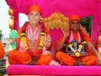 યુગ દ્રષ્ટા શ્રી મુક્તજીવન સ્વામીબાપાનો 112મો પ્રાગટ્યોત્સવ દબદબાભેર ઉજવાયો  - Divya Bhaskar