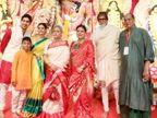 અમિતાભ-જયા, કાજોલ- રાની સહિતના સેલેબ્સે પંડાલમાં મા દુર્ગાની પૂજા કરી| - Divya Bhaskar