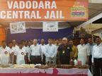 વડોદરા સેન્ટ્રલ જેલના કેદીઓએ ગરબા ગ્રાઉન્ડમાં મૂકેલા ચા-ભજીયાના સ્ટોલમાંથી 36 હજારની કમાણી કરી| - Divya Bhaskar