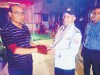 રોકડ તથા 5 હજાર ડોલર ભરેલું પાકિટ મૂળ માલિકને પરત કર્યું|સાણંદ,Sanand - Divya Bhaskar