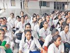 દેશમાં પ્રથમ વખત કોલેજમાં રડવાના પિરિયડ શરૂ, ડોક્ટરો વીકમાં 1 વખત વિદ્યાર્થીઓને રડાવશે સુરત,Surat - Divya Bhaskar