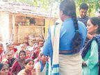 ગુજરાતમાં કુપોષિત બાળકોમાં નર્મદા જિલ્લો બીજા ક્રમે|રાજપીપળા,Rajpipla - Divya Bhaskar