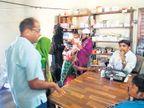 બે ફેક ડોક્ટર ઝડપાયા, એક ધો.5 અને બીજો માત્ર ધો.8 ભણેલો, છતા લાંબા સમયથી ક્લિનીક ચલાવતા હતા|નડિયાદ,Nadiad - Divya Bhaskar