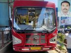 સાળાની ખબર અંતર પૂછવા હોસ્પિટલ આવેલા આધેડને BRTSએ અડફેટે લેતાં મોત|સુરત,Surat - Divya Bhaskar