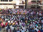 એક સાથે ચાર નનામી ઉઠતા ગોધરાનો કાછીયા સમાજ હિબકે ચઢ્યો| - Divya Bhaskar
