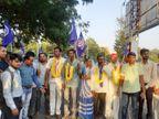 થાનગઢ કેસમાં મૃતકના પિતાની આમરણ ઉપવાસની ચિમકી|ગાંધીનગર,Gandhinagar - Divya Bhaskar