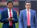 પિંક બોલની દલીલમાં માંજરેકરે હર્ષા ભોગલેને કહ્યું- મારે નહીં, તું ક્રિકેટ નથી રમ્યોએટલે તારે ખેલાડીઓને પૂછવું પડશે, ફેન્સ ગુસ્સે ભરાયા| - Divya Bhaskar