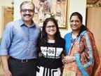 120 ભાષામાં સોન્ગ ગાવાનું ટેલેન્ટ ધરાવતી મૂળ ભારતીય 14 વર્ષની સુચેતા 'ગ્લોબલ ચાઈલ્ડ પ્રોડિજી 2020' અવોર્ડ જીતી  - Divya Bhaskar