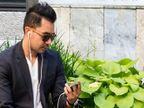 કન્ઝ્યુમર ઇલેક્ટ્રોનિક્સ શૉ CES 2020માં ગોળાકાર સ્ક્રીન ધરાવતો સ્માર્ટફોન રજૂ થયો| - Divya Bhaskar