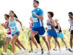 મેરેથોન દોડ સ્વાસ્થ્ય માટે ફાયદાકારક છે, પહેલીવાર દોડતા હો તો પણ બ્લડ પ્રેશર સામાન્ય થઈ જાય છે|હેલ્થ,Health - Divya Bhaskar