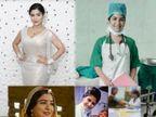 કોરોના સામે લડવા 'ફેન' ફિલ્મની અભિનેત્રી શિખા મલ્હોત્રા નર્સ બની, કહ્યું- અમે દવા લઈને રાત-દિવસ હોસ્પિટલમાં જ રહીએ છીએ|બોલિવૂડ,Bollywood - Divya Bhaskar