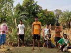 કુદરતી મોત બાદ પણ દંતેવાડાના નક્સલ પ્રભાવિત ગામમાં કાંધ આપનારું કોઈ ન મળ્યું; લાશને નાળામાં દફનાવાઈ|ઈન્ડિયા,National - Divya Bhaskar