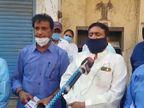 તબલીઘીઓને સ્વૈચ્છીક તબીબી તપાસ માટે ગ્યાસુદ્દીન શેખ અને ઈમરાન ખેડાવાલા વિનંતિ કરતા હતા|અમદાવાદ,Ahmedabad - Divya Bhaskar