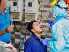 12 દિવસમાં દેશમાં 70 હજાર નવા કોરોનાના કેસ નોંધાયા, 1700 લોકોએ જીવ ગુમાવ્યો|ઈન્ડિયા,National - Divya Bhaskar