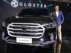 MGની ફુલ સાઇઝ SUV ગ્લોસ્ટર આ વર્ષે દિવાળીમાં લોન્ચ થશે, ગુજરાતમાં અસેમ્બલ થશે|ઓટોમોબાઈલ,Automobile - Divya Bhaskar