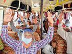 રાહુલ ગાંધીનો અમિત શાહ પર શાયરાના અંદાજમાં પ્રહાર- સબ કો માલૂમ હૈ 'સીમા'કી હકીકત…|ઈન્ડિયા,National - Divya Bhaskar