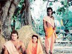 દીપિકા ચિખલિયાએ કહ્યું, 'રામાયણ'ના એક સીનના શૂટિંગ દરમિયાન ઝાડ પર મોટો સાપ લટકતો હતો|ટીવી,TV - Divya Bhaskar