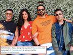 કરન જોહર 'સૂર્યવંશી'નો હિસ્સો છે, રોહિત શેટ્ટીની ફિલ્મમાંથી નામ હટાવવાની વાત માત્ર અફવા|બોલિવૂડ,Bollywood - Divya Bhaskar