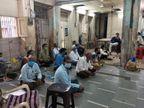 કોરોનાના કહેર વચ્ચે બેગમપુરામાં આસિફ ગાંડાના જુગારધામ પર સ્ટેટ મોનિટરીંગ સેલનો દરોડો, 99થી વધુ ઝડપાયા|સુરત,Surat - Divya Bhaskar