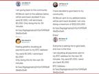બિલ ગેટ્સ, જેફ બેજોસ અને બરાક ઓબામા સહિત અન્ય સેલિબ્રિટીના એન્કાઉન્ટ હેક; 1000 ડોલરના બદલે 2000 આપવાની લાલચ આપી|વર્લ્ડ,International - Divya Bhaskar