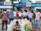 અમદાવાદ-ઇન્દોર હાઇવે પરથી ઓડિશાથી અમદાવાદ લાવવામાં આવતો 400 કિલો ગાંજો ઝડપાયો|અમદાવાદ,Ahmedabad - Divya Bhaskar