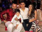 50ની ઉંમરમાં સૈફ અલી ખાન ચોથીવાર પિતા બનશે, શાહરુખ-આમિર-અક્ષય તથા સંજય દત્ત પણ મોટી ઉંમરમાં પેરેન્ટ્સ બન્યા છે|બોલિવૂડ,Bollywood - Divya Bhaskar
