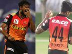 2017માં નટરાજન સૌથી મોંઘો અનકેપ્ડ ખેલાડી, મેન્ટરના નામની જર્સી પહેરીને ઉતર્યો|ક્રિકેટ,Cricket - Divya Bhaskar
