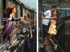 પ્રભાસ-પૂજાનો ટ્રેનવાળો સીન પોર્ટુગલ ટ્રાવેલ બ્લોગર્સના વિવાદિત તસવીર પરથી પ્રેરિત|બોલિવૂડ,Bollywood - Divya Bhaskar