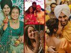 રોકા, પીઠી, સંગીત સેરેમનીથી લઈ આનંદ કારજ સુધી, નેહા કક્કર-રોહન પ્રીતના લગ્ન ભપકાદાર રહ્યા|બોલિવૂડ,Bollywood - Divya Bhaskar