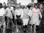 1979માં મચ્છુ હોનારતમાં તત્કાલિન CM બાબુભાઈ પટેલે કૃષિમંત્રી કેશુબાપા સાથે મોરબીમાં જ સરકાર ચલાવી હતી, કાદવ-કિચડવાળા રસ્તા પર પગપાળા નીકળતા રાજકોટ,Rajkot - Divya Bhaskar