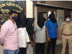 સુરતના વરાછામાં વ્યાજે રૂપિયાની બબાલમાં યુવકની હત્યા કરનારા ચાર આરોપી ઝડપાયા સુરત,Surat - Divya Bhaskar