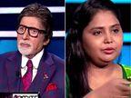 ફિલ્મોમાં શાહરુખ ખાન સાથે ખરાબ વર્તન કરવા પર મહિલા કન્ટેસ્ટન્ટે નારાજગી જતાવી, બિગ બીને માફી માગવી પડી|ટીવી,TV - Divya Bhaskar