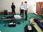 સુરતમાં સર્જાયેલી લોહીની અછતને લઈને ફાયરબ્રિગેડના 119 જવાનોએ રક્તદાન કરીને માનવતા મહેકાવી સુરત,Surat - Divya Bhaskar