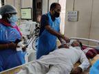 ભાજપના MLA જીતેન્દ્ર સુખડિયા કોરોના સંક્રમિત, ગોત્રી હોસ્પિટલમાં દાખલ, આજે વધુ 90 પોઝિટિવ, કુલ કેસઃ15,813 થયા|વડોદરા,Vadodara - Divya Bhaskar