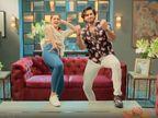 લોકડાઉન પછી રણવીર સિંહે વાઈફ દીપિકા સાથે પહેલો વીડિયો શેર કર્યો, ફેન્સ બોલ્યા-'હવે સાથે ફિલ્મ પણ કરો'|બોલિવૂડ,Bollywood - Divya Bhaskar