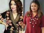 36 વર્ષીય તનુશ્રી 10 વર્ષ બાદ બોલિવૂડમાં પરત ફરવા તૈયાર છે, 15 કિલો જેટલું વજન પણ ઘટાડ્યું|બોલિવૂડ,Bollywood - Divya Bhaskar