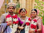 એક્ટ્રેસે લગ્નમાં છ કરોડ રૂપિયા ખર્ચ્યા, 18 લાખનો ડ્રેસ અને 45 લાખના ઘરેણાં પહેર્યાં હતાં|બોલિવૂડ,Bollywood - Divya Bhaskar